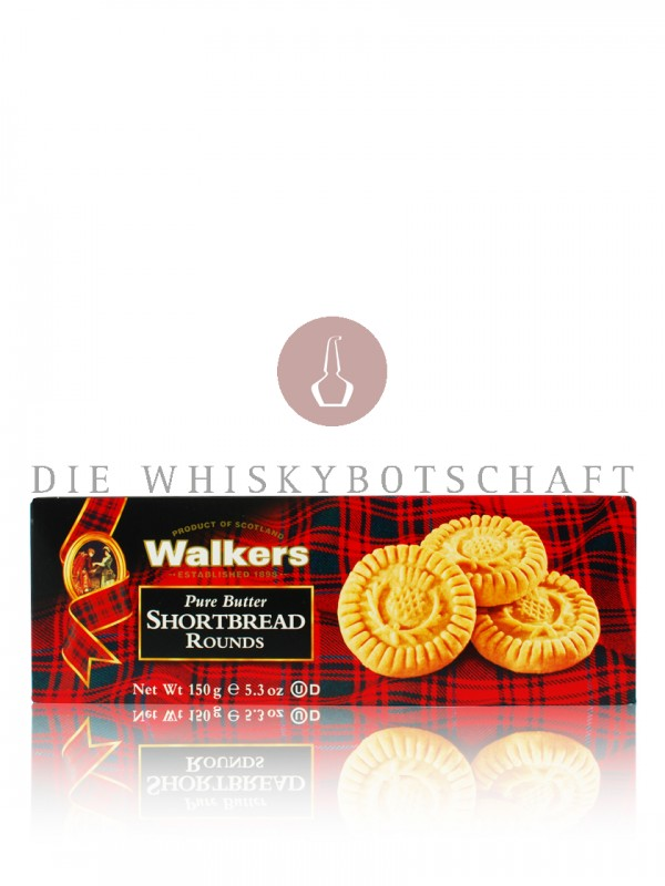 Walkers Shortbread Rounds 150 g