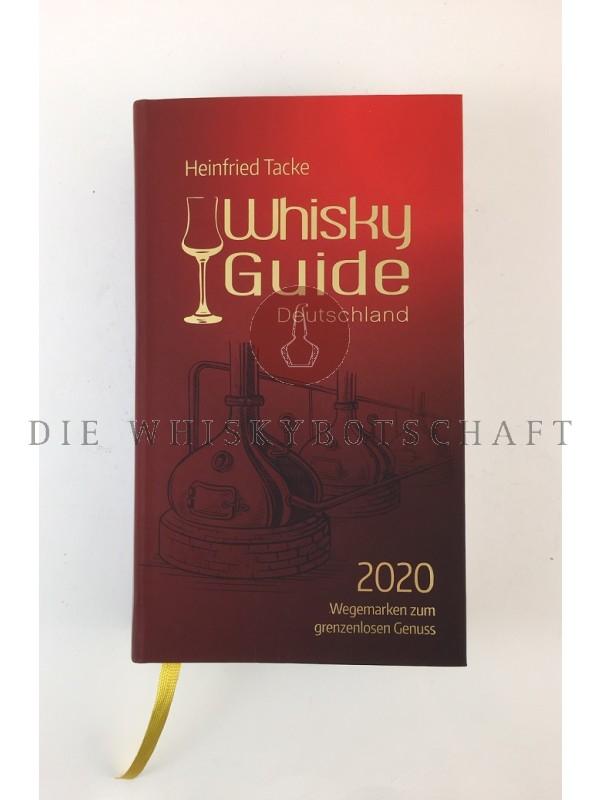 Whiskyguide 2020 - Wegmarken zum grenzenlosen Genuss