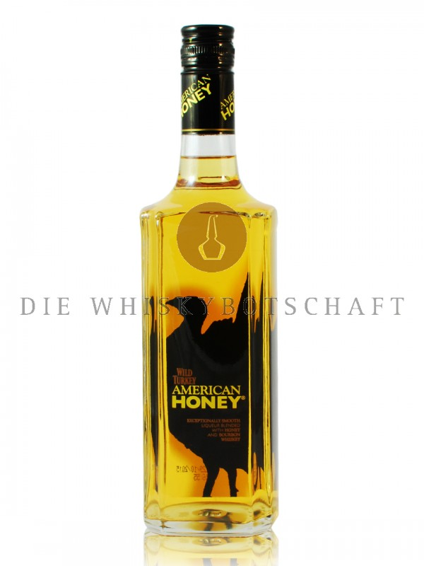 Wild Turkey American Honey Likör