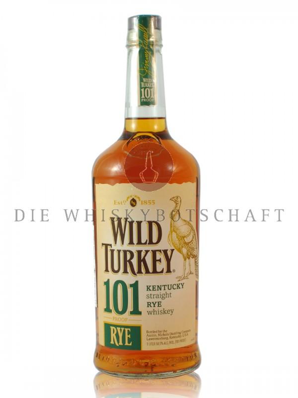 Wild Turkey 101 Kentucky Straight Rye