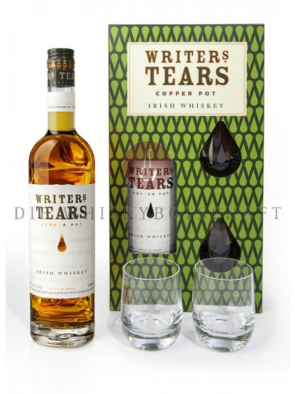 Writers Tears Copper Pot Geschenkset