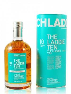 Bruichladdich 10 Jahre The Laddie Ten