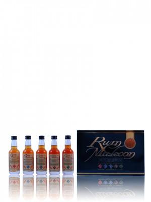 Malecon Rum Collection 12, 15, 18, 21, 25 Jahre