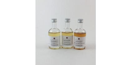 Sample-Set zum Online-Tasting mit Ewald J. Stromer - Share a dram - Whisky meets Jazz