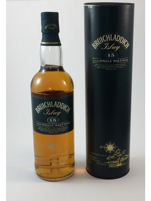 Bruichladdich Islay Single Malt 15 Jahre