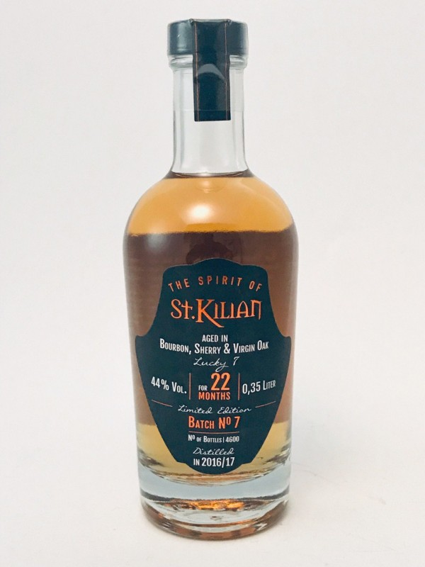 St. Kilian Batch No.7 - Lucky 7 - Limited Edition