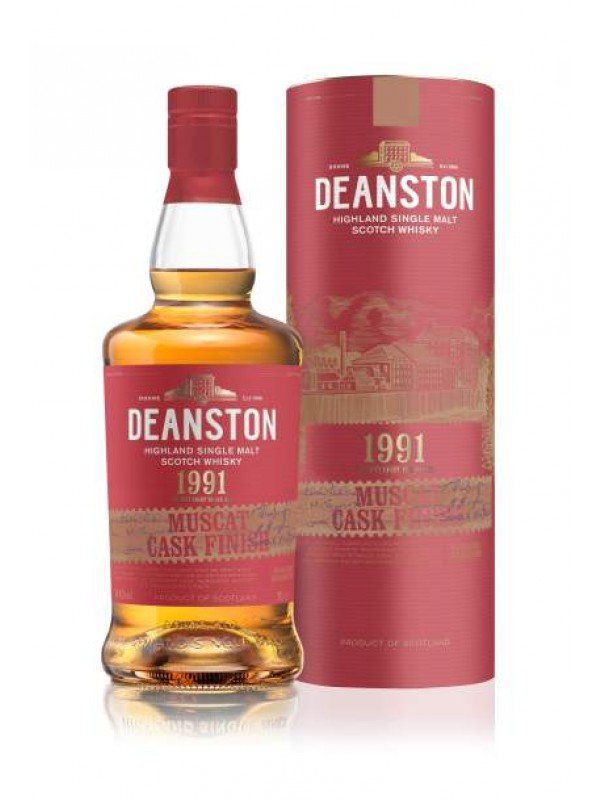Deanston 1991 Muscat Limited Release