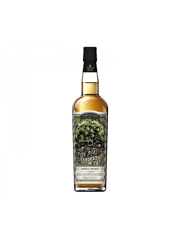 The Peat Monster Arcana, Limited Edition- Compass Box