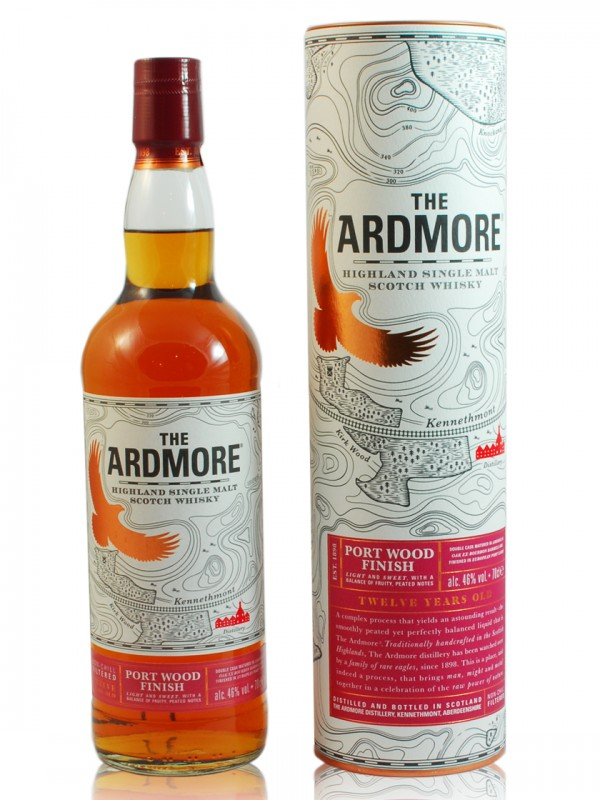 Ardmore Port Wood Finish - 12 Jahre
