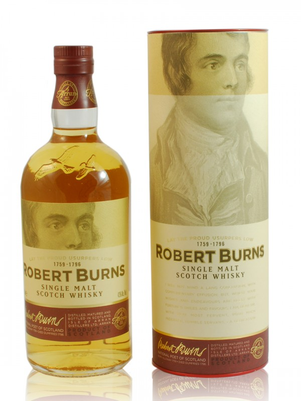 Arran Robert Burns - Single Malt