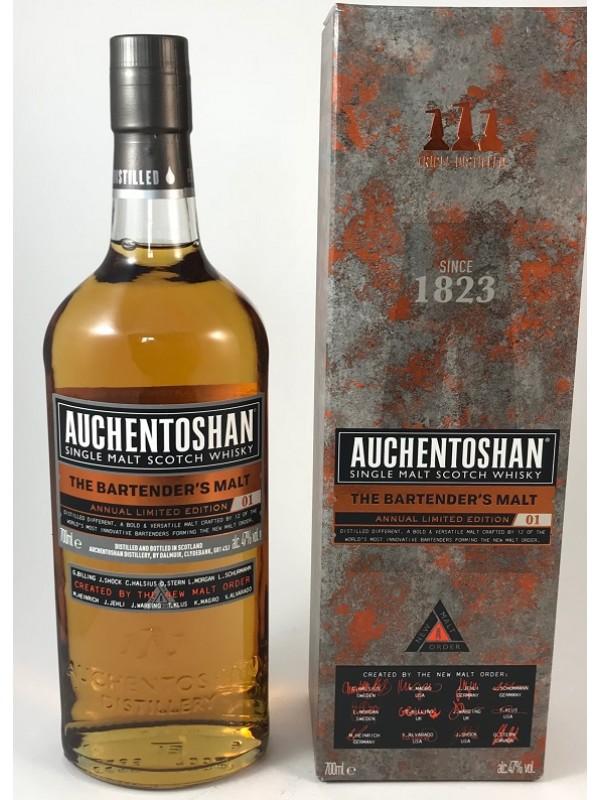 Auchentoshan The Bartender`s Malt
