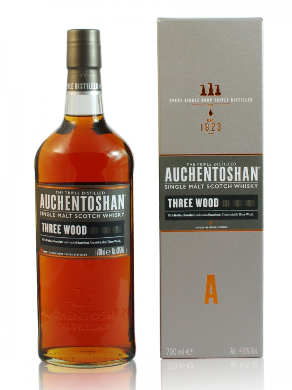 Auchentoshan Three Wood