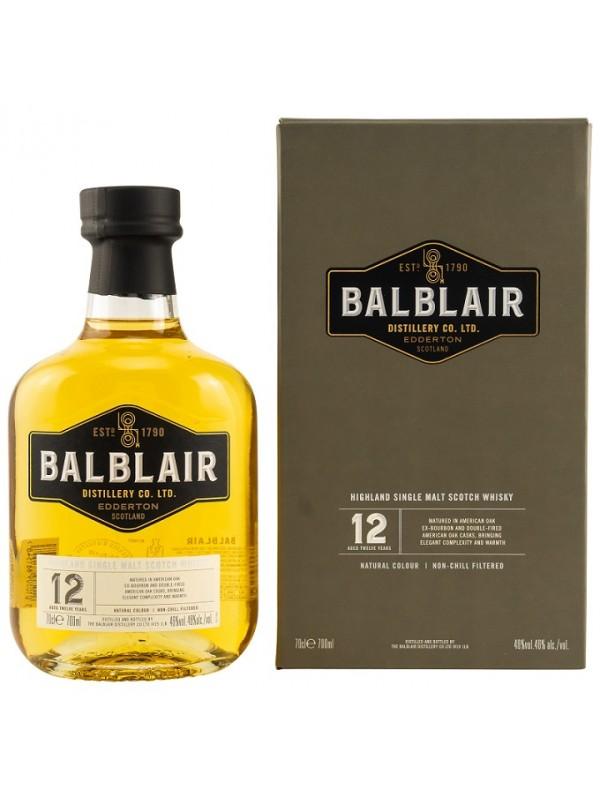 Balblair 12 Jahre