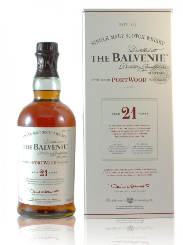Balvenie 21 Jahre Port Wood