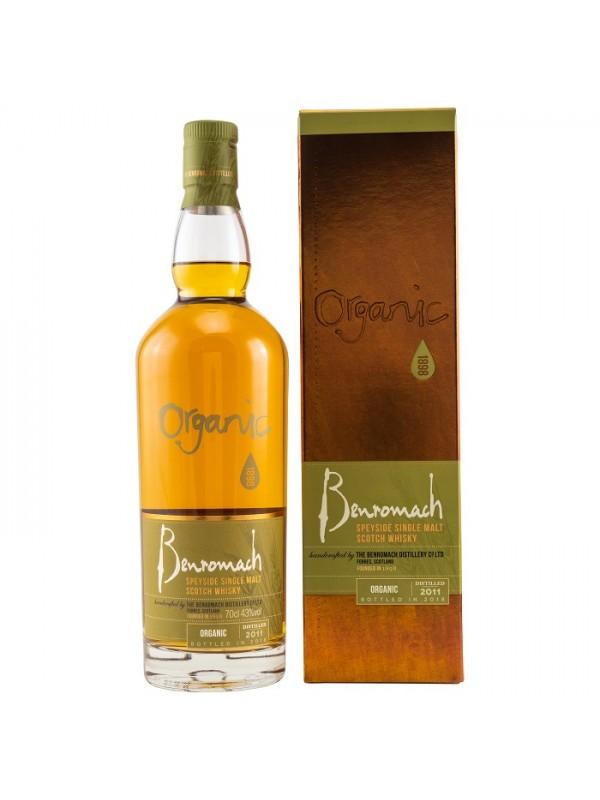 Benromach Organic 2011/ 2018