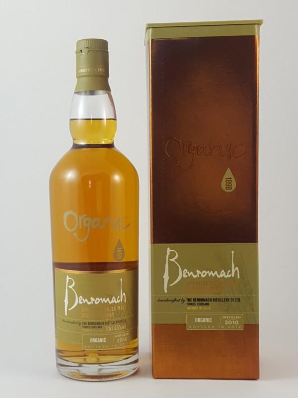 Benromach Organic 2010 / 2016