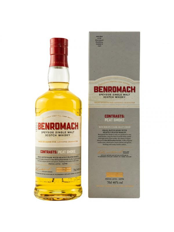 Benromach Peat Smoke 2009 / 2020