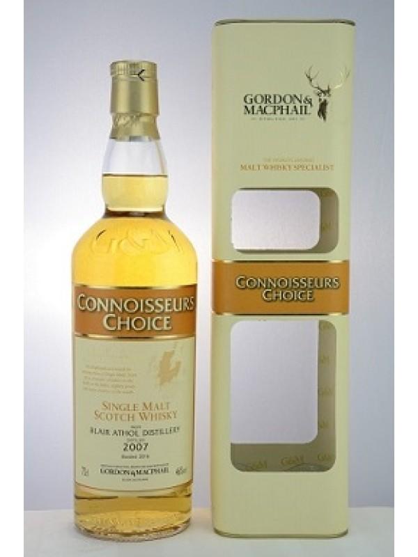 Blair Athol 2007 / 2016 Gordon & MacPhail Connoisseurs Choice