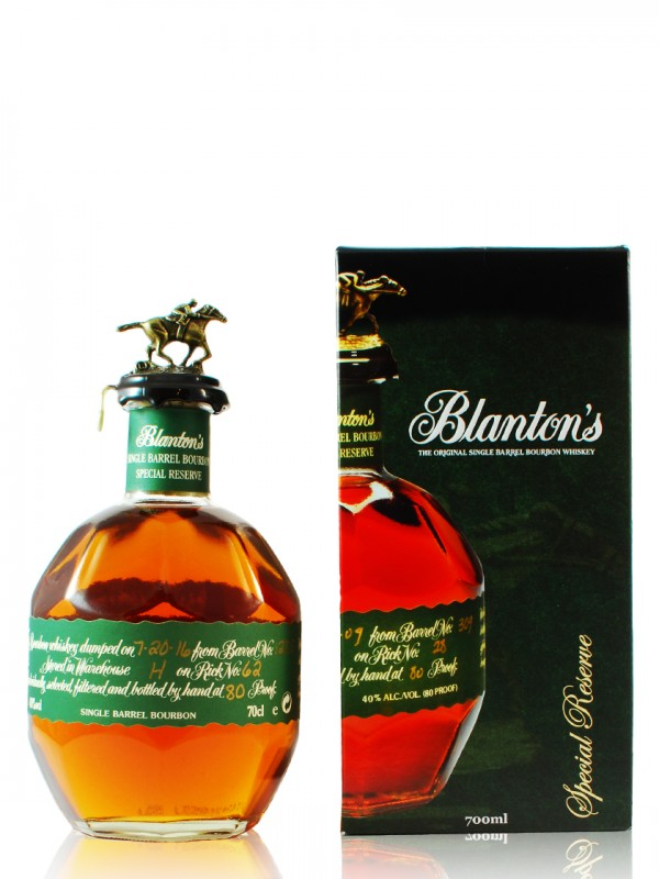 Blanton's Single Barrel Special Reserve