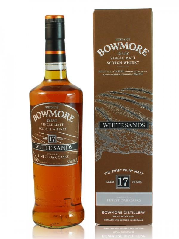 Bowmore 17 Jahre White Sands