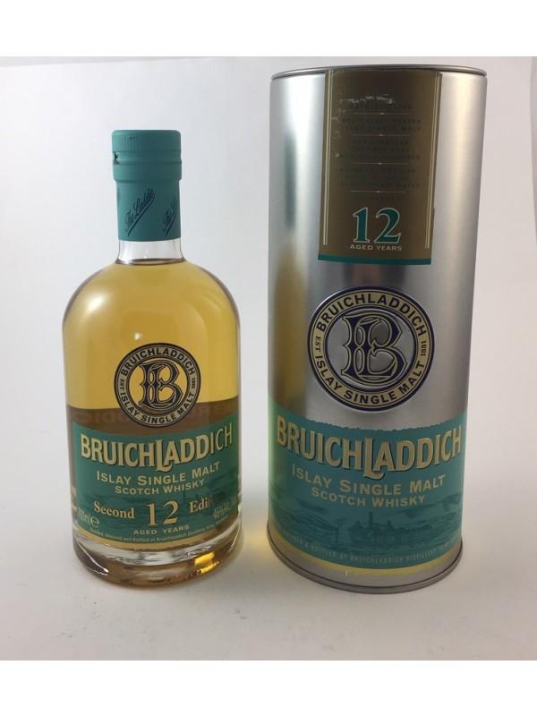 Bruichladdich 12 Jahre - Islay Single Malt Rarität