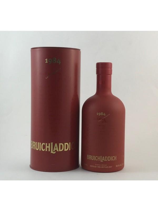 Bruichladdich 1984 Redder Still 22 Jahre - Rarität