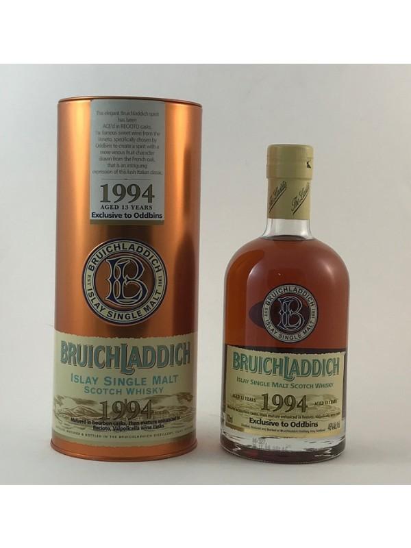 Bruichladdich 1994 Oddbins Exclusive - Recioto - Rarität