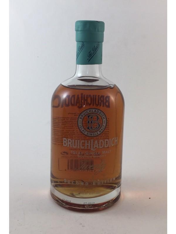 Bruichladdich 20 Second Edition Rarität