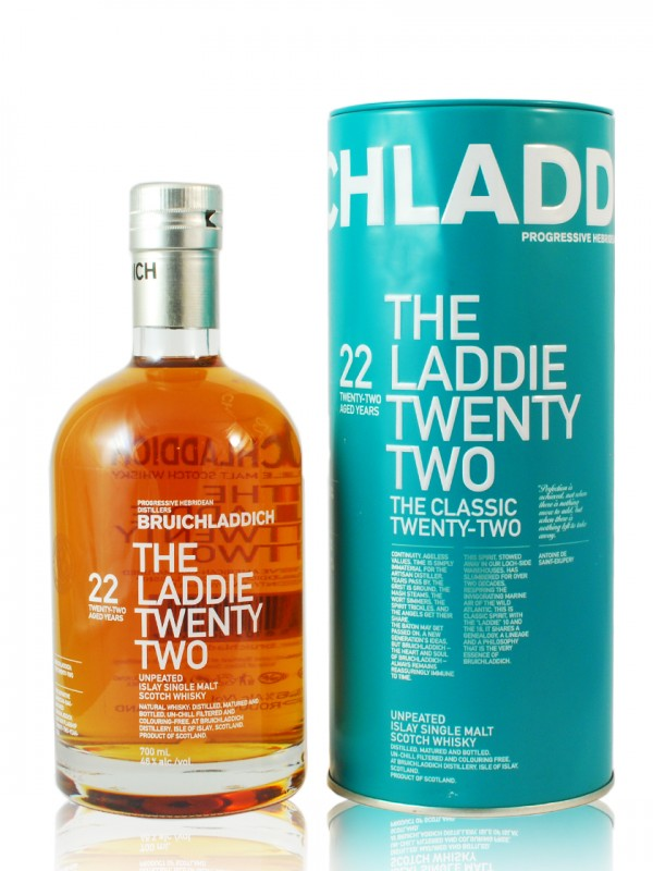 Bruichladdich 22 Jahre The Laddie Twenty Two