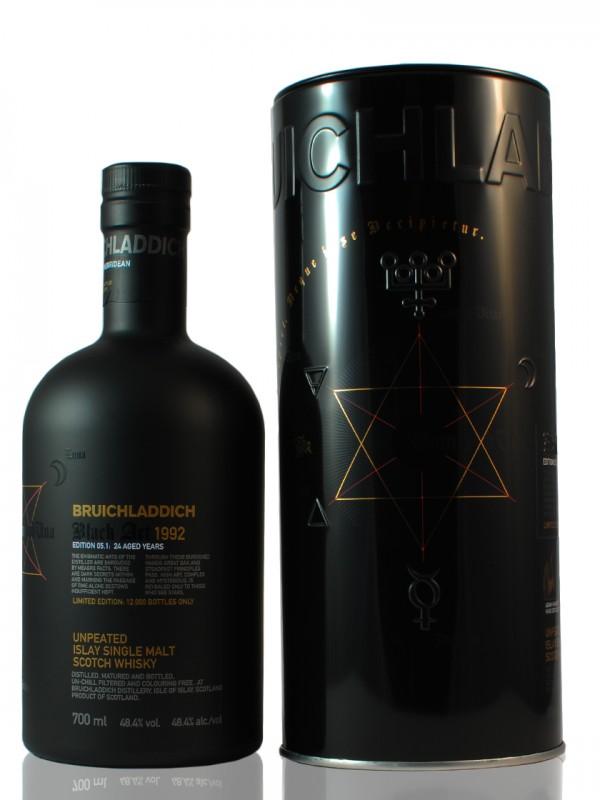 Bruichladdich Black Art 5.1 24 Jahre