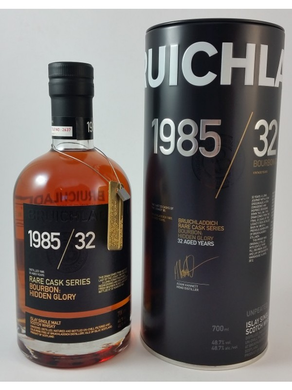Bruichladdich Rare Cask 32 Jahre 1985 / 2017