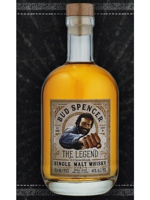 "St. Kilian - Bud Spencer ""The Legend"""