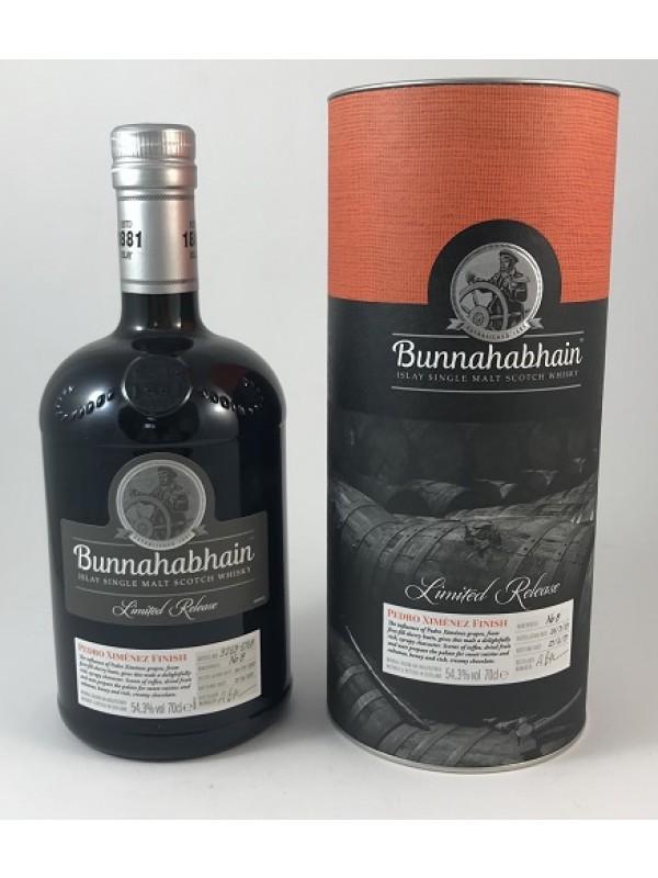 Bunnahabhain 2003 / 2017 Pedro Ximenez Finish