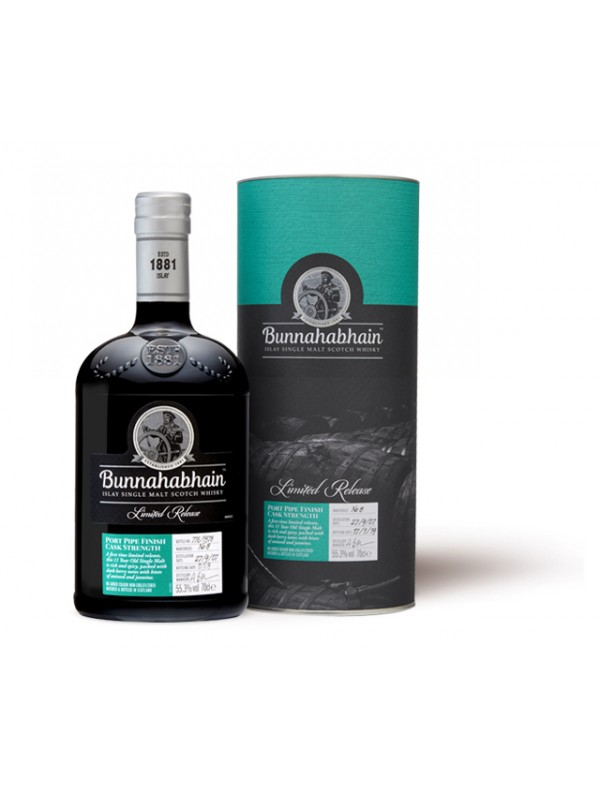 Bunnahabhain Port Pipe Finish - Limited Edition