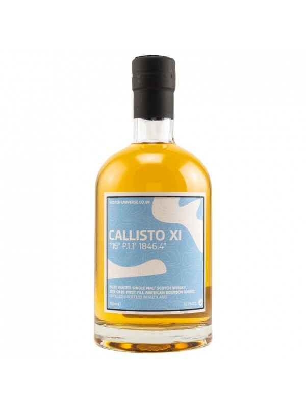 Callisto XI 2011 / 2020 Scotch Universe