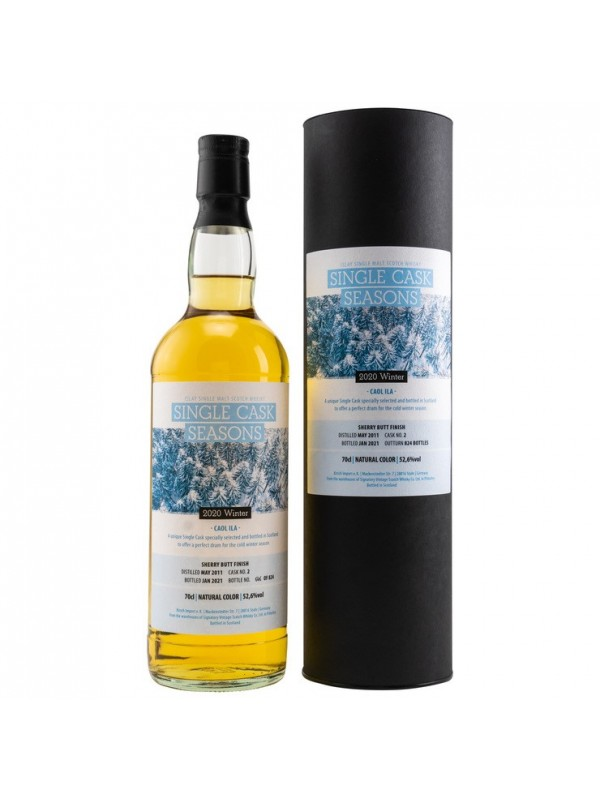 Caol Ila 2011 / 2021 Winter 2020 Single Cask Seasons
