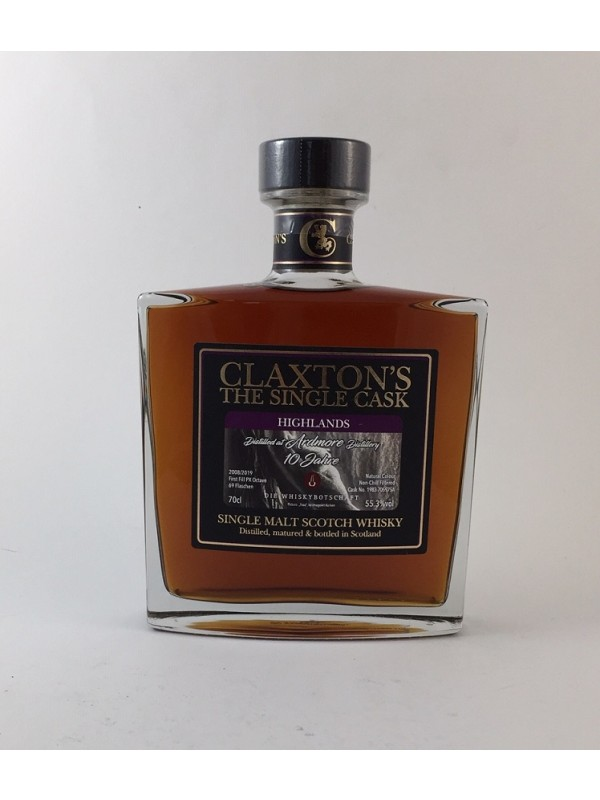 Ardmore 10 Jahre 2008 / 2019 PX Finish von Claxton's