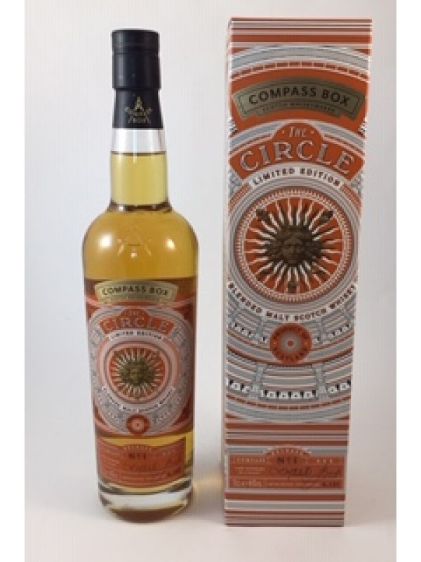 Compass Box - The Circle - Limited Edition No. 1