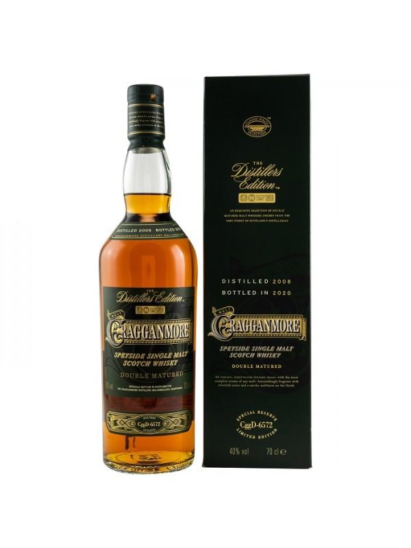 Cragganmore Distiller's Edition 2008 / 2020