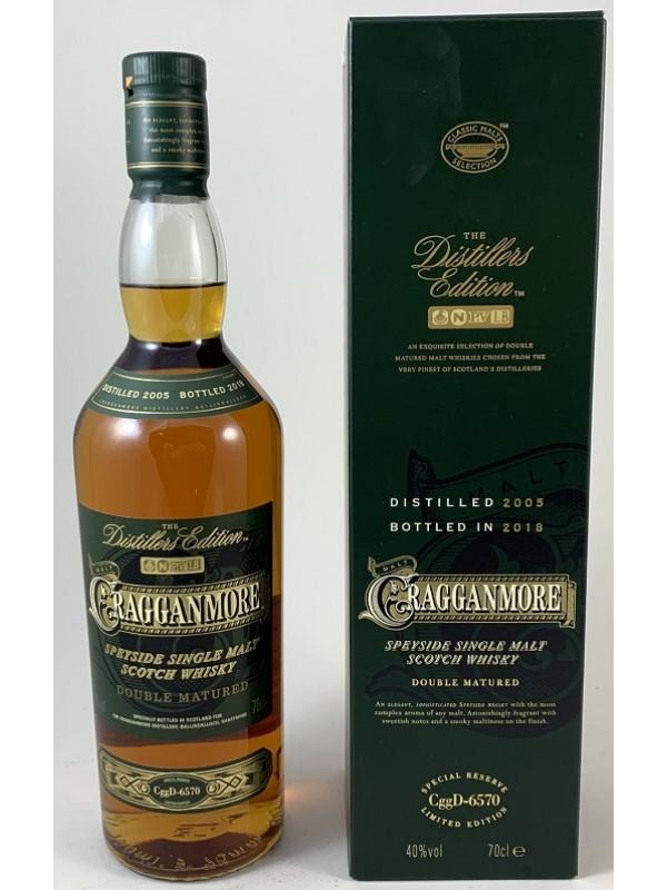 Cragganmore Distiller's Edition 2005 / 2018
