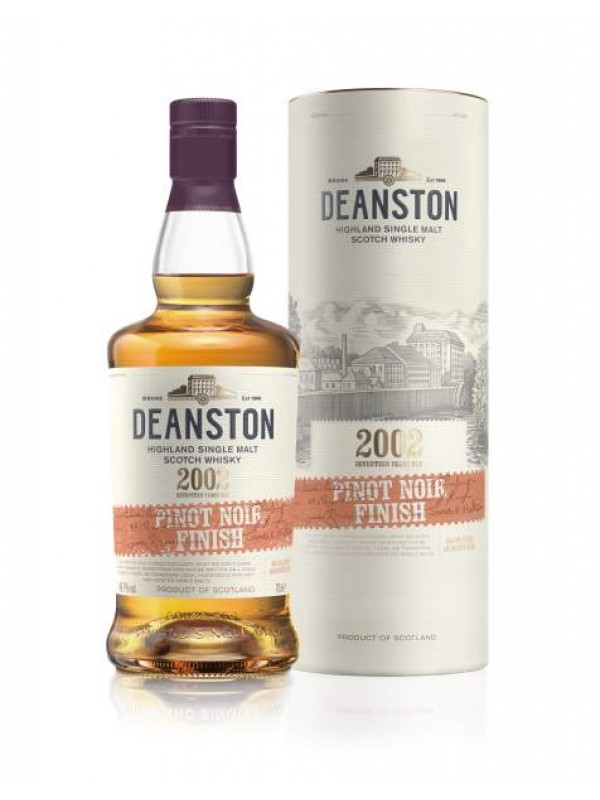 Deanston 2002 Pinot Noir Limited Release
