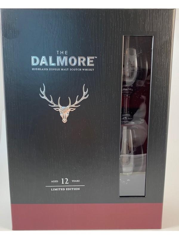 Dalmore 12 Jahre mit 2 Nosing Gläsern