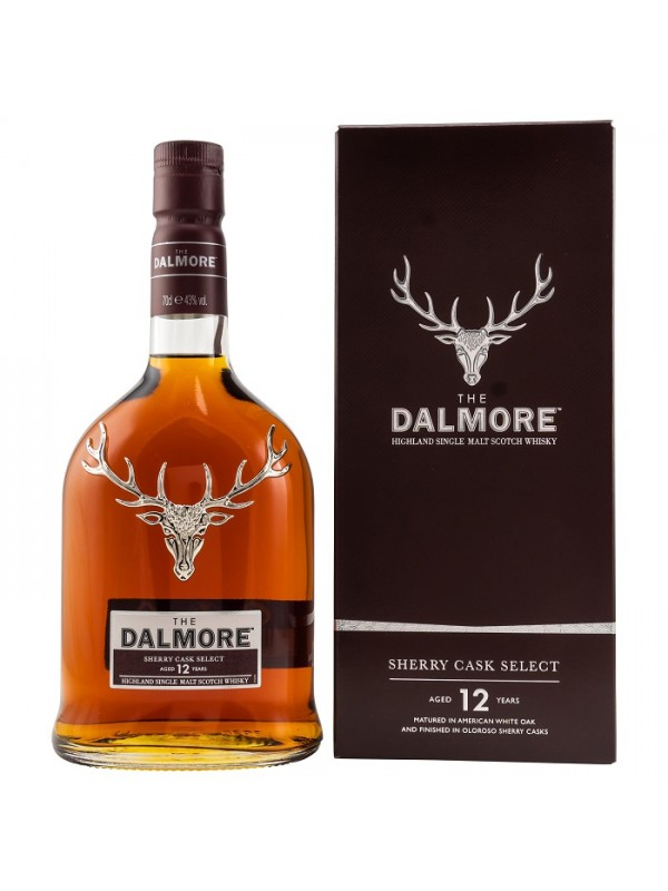 Dalmore 12 Jahre Sherry Cask Select