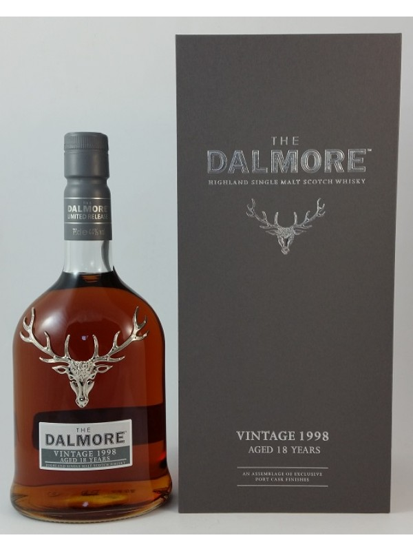 Dalmore Port Vintage Collection 18 Jahre 1998