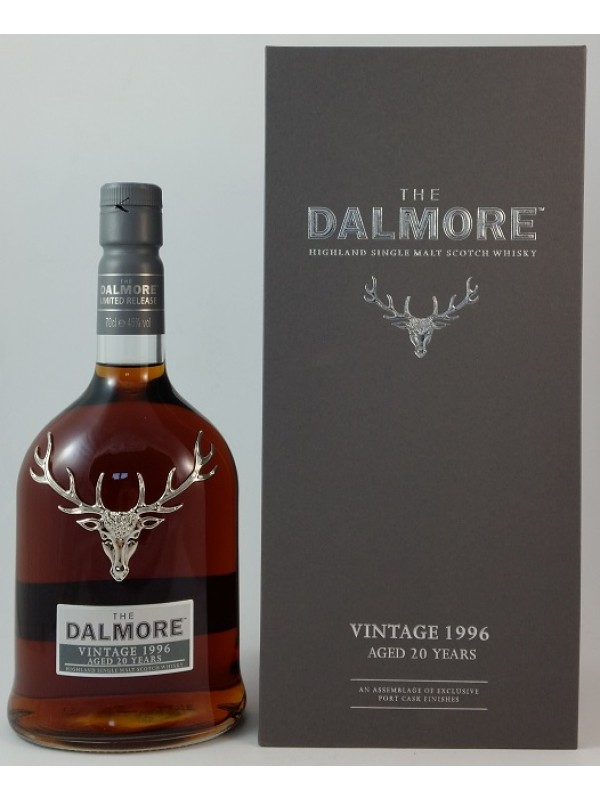 Dalmore Port Vintage Collection 20 Jahre 1996