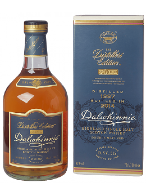 Dalwhinnie Distillers Edition 1997 / 2014