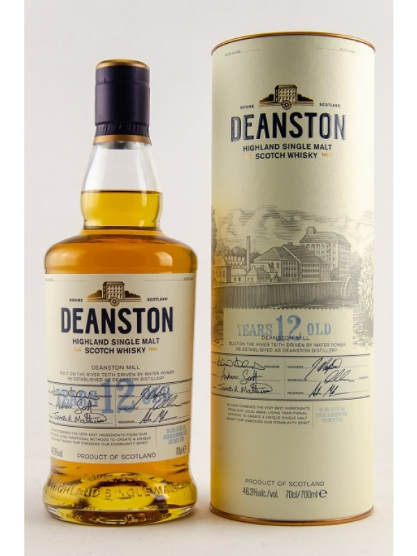 Deanston 12 Jahre