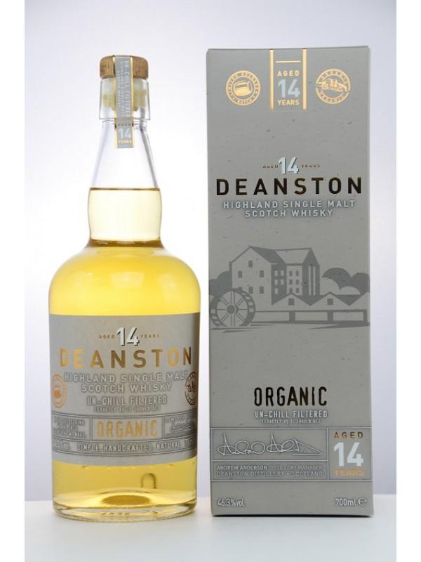 Deanston 14 Jahre Organic