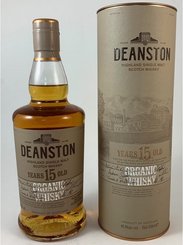 Deanston 15 Organic