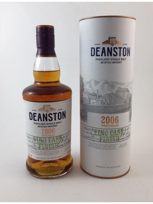 Deanston 2006 Fino Cask Finish